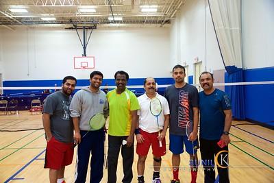 Malayalee Assn. Badminton Tournament Mar 2015