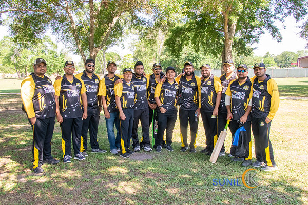 St James Knanaya Cricket Team-1