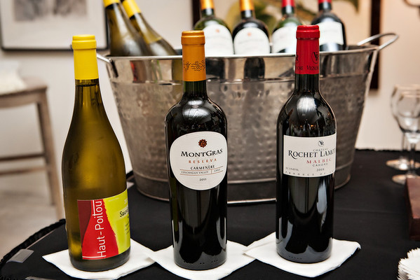 Atrium Society Holiday Wine Tasting