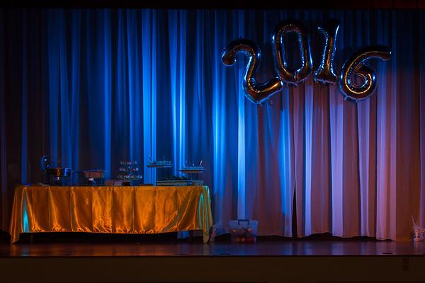 Auburndale Senior Party 2016-12