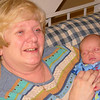 """Aunt Diane, already annointed as being """"Great"""", shows why as she cuddles with Wes at her house."""