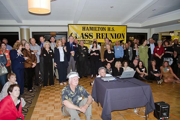 Hamilton High Aurorian S '61 Slide Presentation