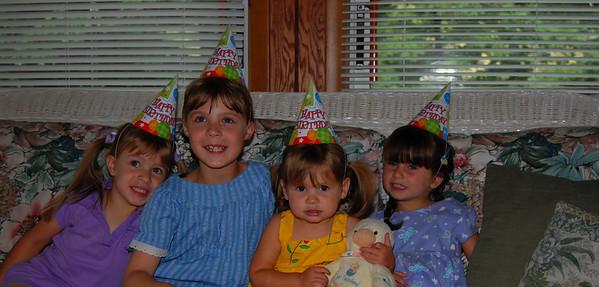 Ava's 2nd Birthday Party