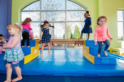 Ava's 4th Birthday Party @ Little Gym of Huntersville 2-24-18 by Jon Strayhorn