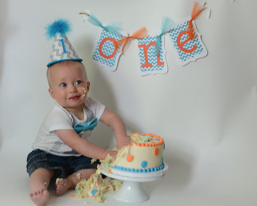 Avery's 1st birthday - June 11, 2016