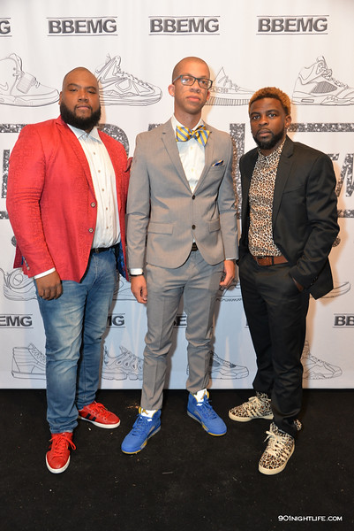 BBEMG Presents: The Sneaker Ball - The