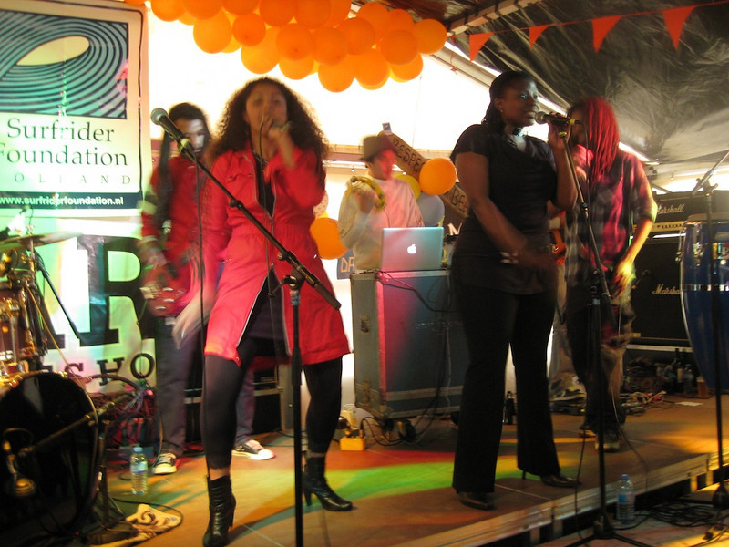 Live South African band Teba Chumba performing featuring EJ von Lyric, best dancehall from Capetown