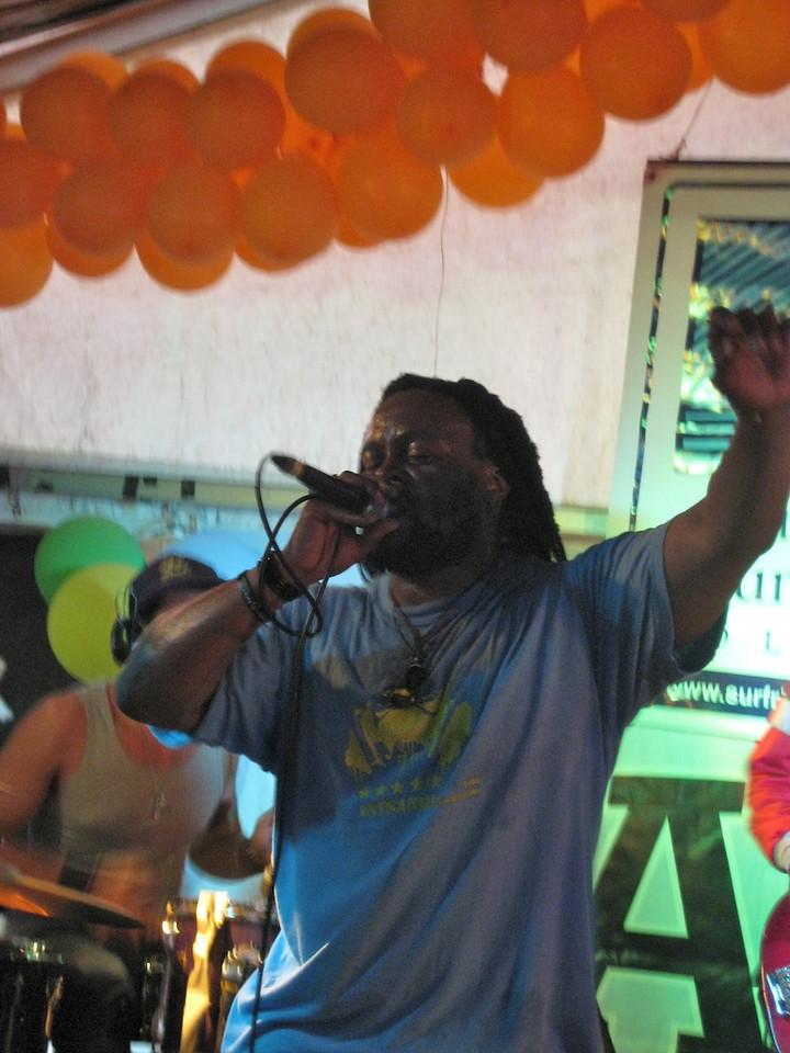 DJ Dubmasta China, best Dancehall Reggae DJ in Capetown