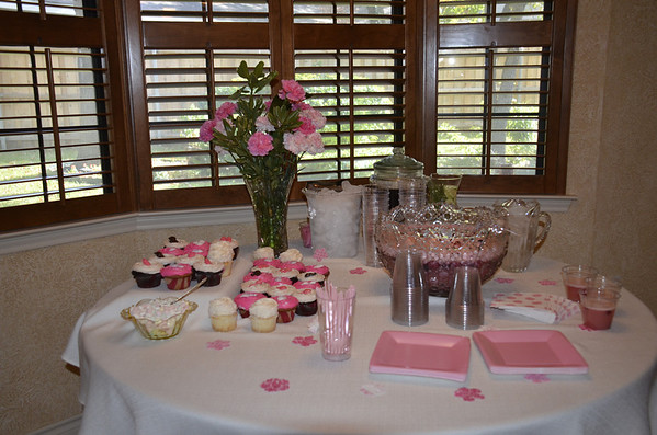 Baby Shower- Claire Mordecai
