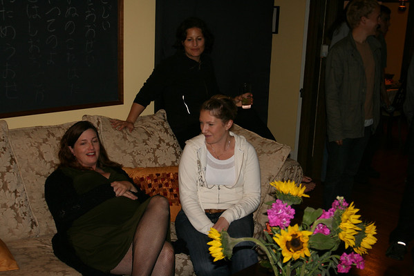 Baby Shower - Owen Putnam 2008