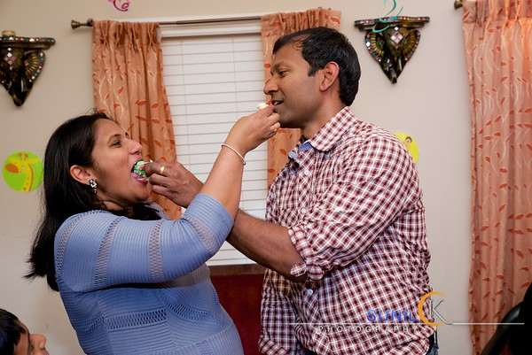Tom & Sanju Baby Shower
