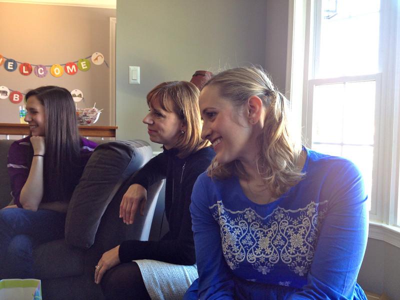 Kayla, Aunt Karen and Cousin Megan