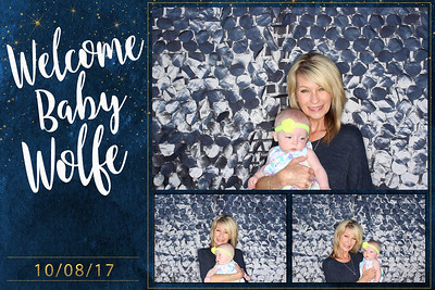 Welcome Baby Wolfe - October 8, 2017