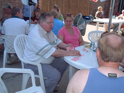 2005-6-18 Back Yard Party 00004
