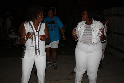 2013 5 GIRLS ANNUAL WHITE PARTY
