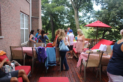 20160904 Labor Day Weekend Party