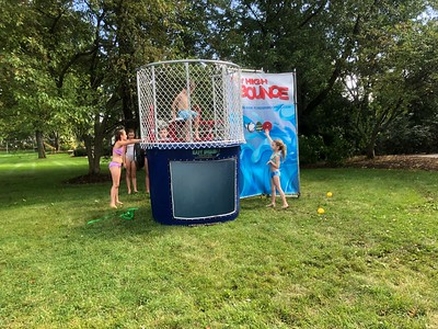 20180902 End of Summer Waterslide Party