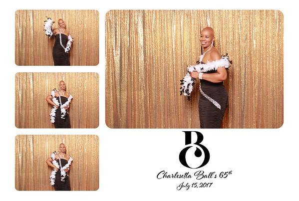 Charlesetta Ball's 65th Birthday