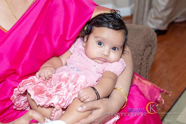 Aaliyah Aanya Baptism-16