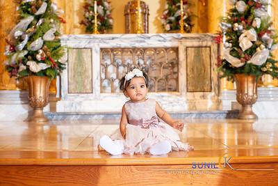 Jayna Baptism