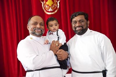 Jonathan Baptism 10-31-2015