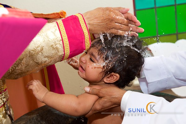 Leahnah's Baptism & Birthday Party
