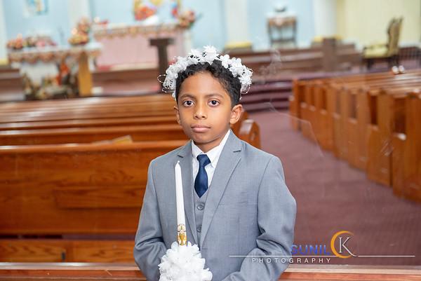 Roger Jeril Baptism Holy Communion-13