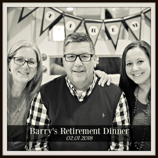 BRBs Retirement Dinner-Cover