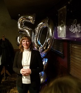 Beckys 50th