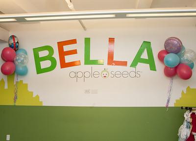 Bella K is 3