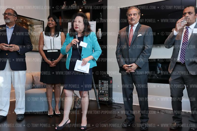 Photo © Tony Powell. Bethesda Maryland Democratic Party event with Kathleen Matthews. July 24, 2017