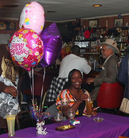 Binky's B-Day Party