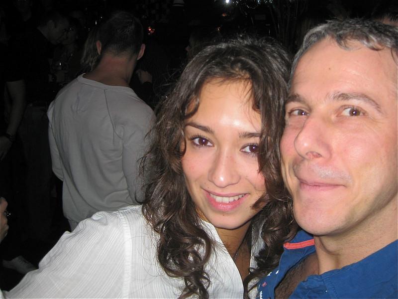 Charlene and I