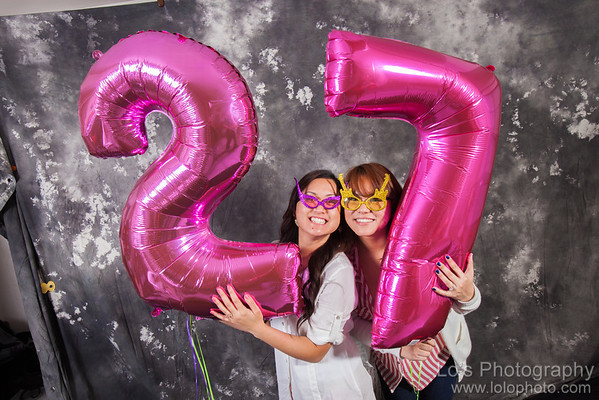 Dee's 27th Birthday and Housewarming