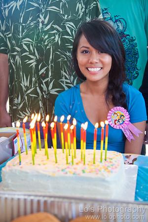 Marisu's 22nd Birthday Party
