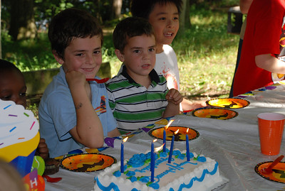 Birthday Party 7/29/12