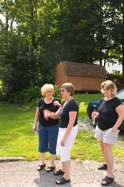 Cindy, Marylee and Chris