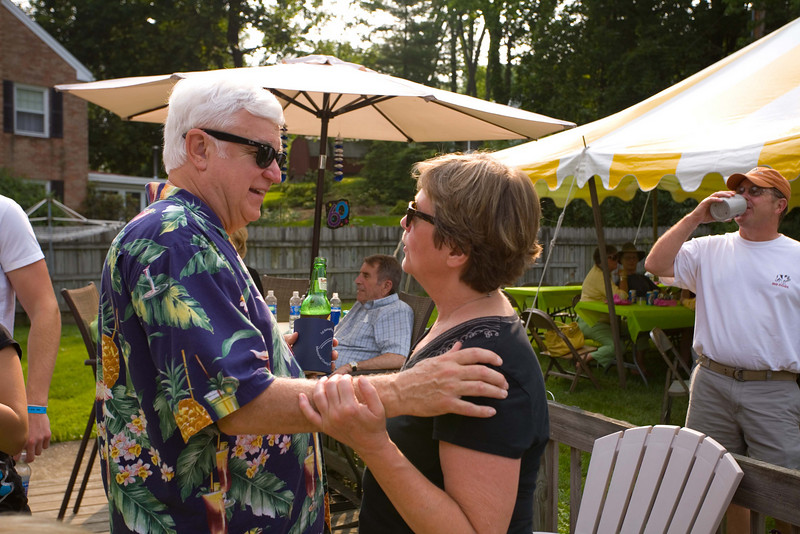 Marylee's Birthday Party Frank Marylee's dad  and Marylee