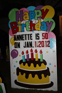 20110910 Annette's 50th Suprise Birthday Party