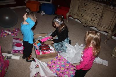 20150123 Sophia's Birthday Dinner