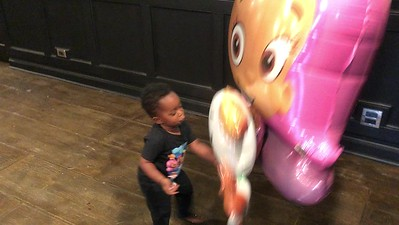 20180909 Demarceon's 2nd Birthday Party