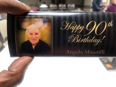 20190518 Angelo Minutilli 90th Birthday Party