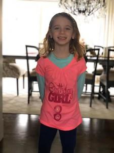 20191109 Kylie's 8th Birthday.
