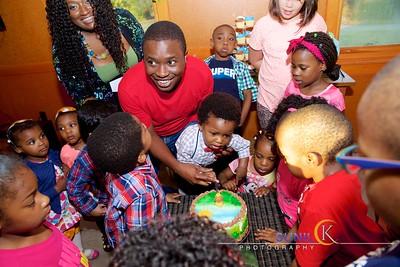 Leo's Birthday Party