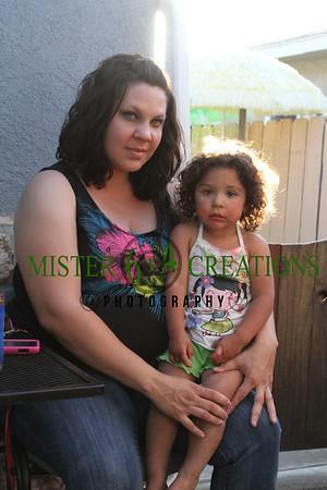 Lilly's 1st Birthday - 2012