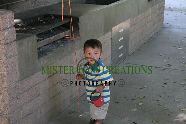 Matthew David Riojas II - 1st Birthday