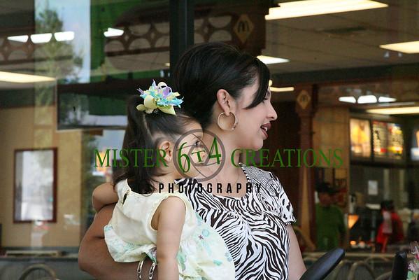 Selah Rai's 1st Birthday