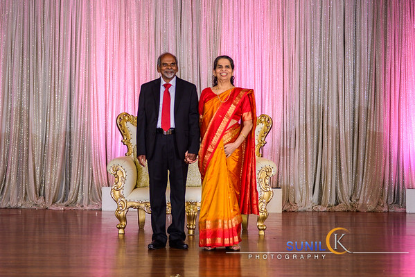 Thomas & Aleykutty Palakunnel 50th Wedding Anniversary