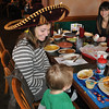 Mexican Fiesta as Mommy wears the Sombrero