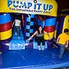 Thaddaeus' 5th Birthday Tucson, AZ Pump It Up